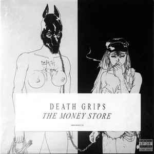 DEATH GRIPS – MONEY STORE (LP)