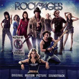 CRUISE, TOM – ROCK OF AGES (CD)