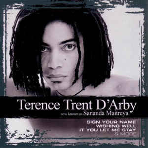 TERENCE TRENT DARBY COLLECTIONS CD PINGV –  (CD)