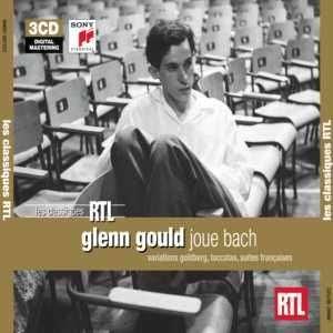 GOULD, GLENN – GLENN GOULD JOUE BACH (3xCD)
