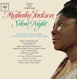 JACKSON, MAHALIA – SILENT NIGHT: SONGS FOR CHRISTMAS (CD)