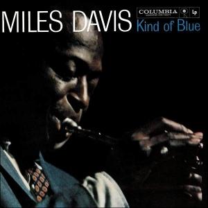 DAVIS, MILES – KIND OF BLUE (CD)
