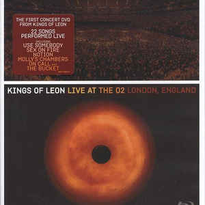 KINGS OF LEON LIVE AT THE O2 BLU-RAY  –  (BLRY)