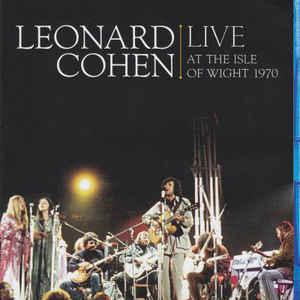COHEN, LEONARD – LEONARD COHEN LIVE AT THE ISLE OF WIGHT (Blu-Ray)