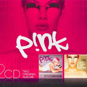 PINK – MISSUNDAZTOOD/CAN'T TAKE ME HOME (2xCD)