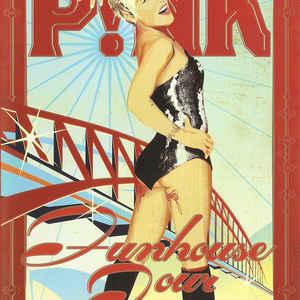 P!NK – FUNHOUSE TOUR: LIVE IN AUSTRALIA (DVD)