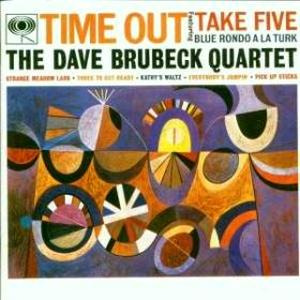 BRUBECK, DAVE -QUARTET- – TIME OUT (LP)