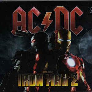 AC/DC – IRON MAN 2 (CD)