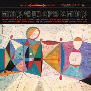 MINGUS, CHARLES – MINGUS AH UM (LP)