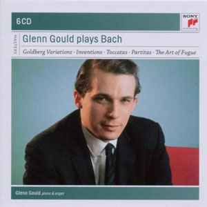 BACH, J. S. GLENN GOULD PLAYS BACH 6CD SONYC97683932 –  (CD)