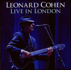 COHEN, LEONARD – LIVE IN LONDON (2xCD)