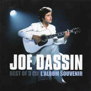 DASSIN, JOE – BEST OF L'ALBUM SOUVENIR (3xCD)
