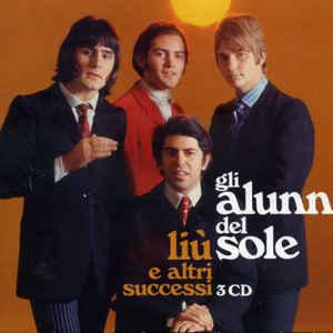 ALUNNI DEL SOLE LIU' E ALTRI SUCCESSI 3CD BMGR –  (CD)