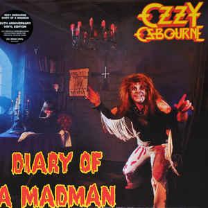 OSBOURNE, OZZY – DIARY OF A MADMAN (LP)