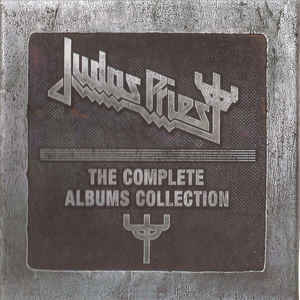 JUDAS PRIEST – COMPLETE ALBUMS COLLECTION (19xCD)
