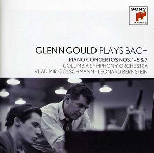 GOULD, GLENN – PLAYS BACH: PIANO CONCERTOS (2xCD)
