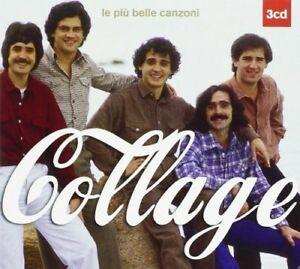 COLLAGE LA PIU' BELLE CANZONI 3CD  –  (CD)
