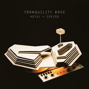 ARCTIC MONKEYS – TRANQUILITY BASE HOTEL & CASINO (LP)