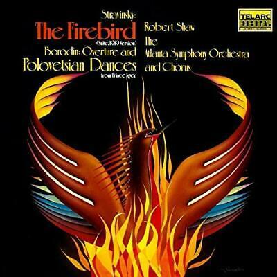 ATLANTA SYMP ORCH/SHAW – STRAVINSKY THE FIREBIRD (LP)