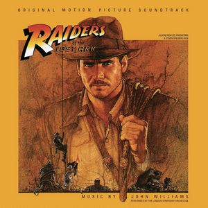 OST – RAIDERS OF THE LOST ARK (2xLP)
