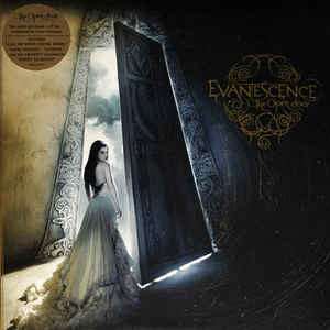 EVANESCENCE – THE OPEN DOOR (LP)