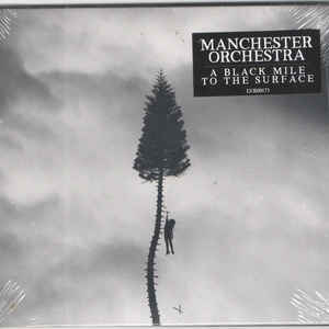 MANCHESTER ORCHESTRA – A BLACK MILE TO THE SURFACE (CD)