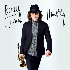 BONEY JAMES – HONESTLY (CD)