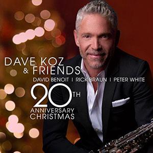 KOZ,DAVE – 20TH ANNIVERSARY CHRISTMAS (CD)