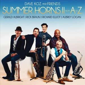 KOZ,DAVE – SUMMER HORNS II – FROM A TO Z (CD)
