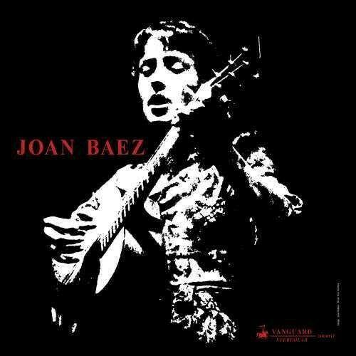 JOAN BAEZ – JOAN BAEZ (LP)