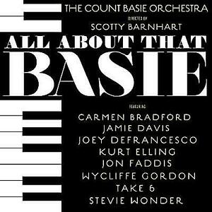 COUNT BASIE ORCHESTRA,THE – ALL ABOUT THAT BASIE (CD)
