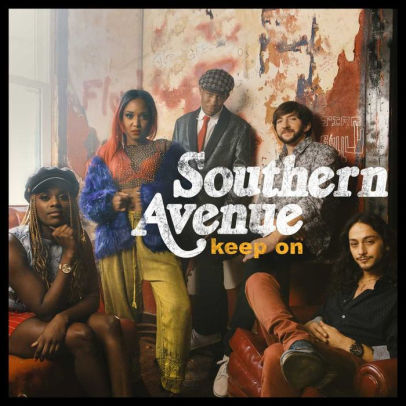 SOUTHERN AVENUE – KEEP ON (CD)