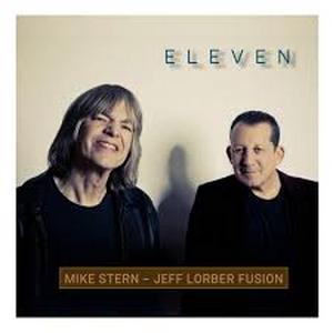 STERN,MIKE/JEFF LORBER – ELEVEN (CD)