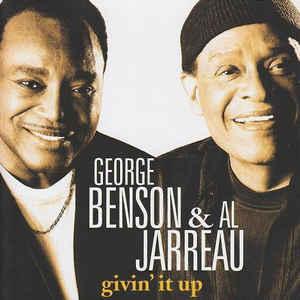 BENSON, GEORGE & JARREAU – GIVIN' IT UP (CD)