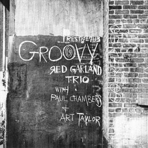 RED GARLAND TRIO – GROOVY (CD)