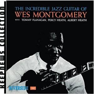 MONTGOMERY, WES – INCREDIBLE JAZZ GUITAR (CD)
