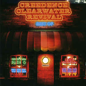 CREEDENCE CLEARWATER REVIVAL – BEST OF (2xCD)