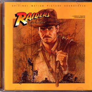 JOHN WILLIAMS – RAIDERS OF THE LOST ARK (CD)