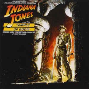JOHN WILLIAMS – INDIANA JONES AND THE TEMPLE OF DOOM (CD)