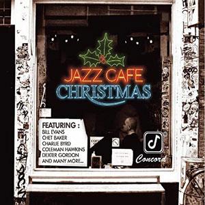 VARIOUS ARTISTS – A JAZZ CAFE CHRISTMAS (CD)