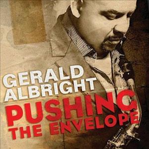 ALBRIGHT,GERALD – PUSHING THE ENVELOPE (CD)