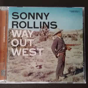SONNY ROLLINS – WAY OUT WEST (CD)