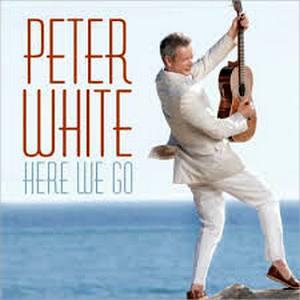 WHITE, PETER – HERE WE GO (CD)