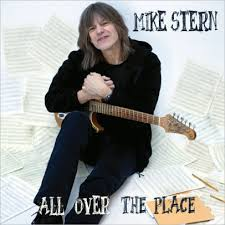 STERN,MIKE – ALL OVER THE PLACE (CD)