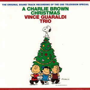 GUARALDI, VINCE -TRIO- – A CHARLIE BROWN CHRISTMAS (CD)