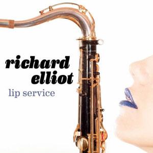 ELLIOT,RICHARD – LIP SERVICE (CD)