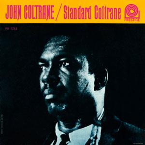 JOHN COLTRANE – STANDARD COLTRANE (LP)