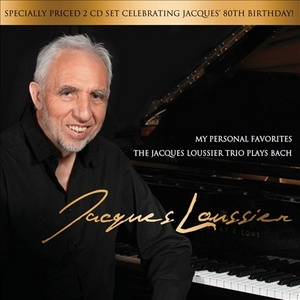 LOUSSIER,JACQUES – MY PERSONAL FAVORITES (2xCD)