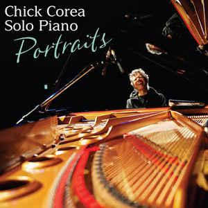 CHICK COREA – SOLO PIANO: PORTRAITS (2xCD)