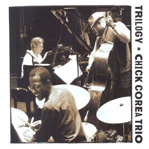 COREA,CHICK/TRIO – TRILOGY (3xCD)